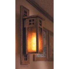 indoor arts and crafts style houses | Arts and Crafts Wall Sconce Woodworking Plan, Mission Style ...