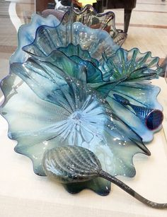 The Retirement Chronicles: Mayo Clinic Art: Part TWO: Featuring Dale Chihuly glass art