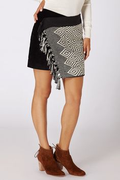 Textile Wrap Skirt by VOZ #artisanmade #fairtrade