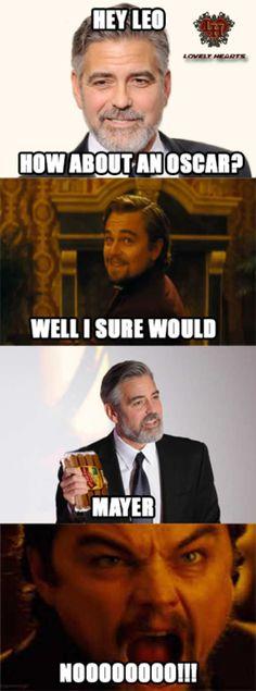 Leonardo DiCaprio's Oscar Snub Makes For Some Great Internet Memes