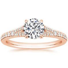The Duet Diamond Ring #BrilliantEarth