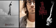 Brandon Boyd...I love this man..his voice..his art..his face haha