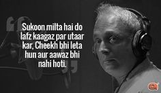 12 Profound Quotes By Piyush Mishra That Will Make You Fall In Love With Yourself Hindi Quotes Images, Shyari Quotes, Hindi Words, Sufi Quotes, Lyric Quotes, Mood Quotes, Attitude Quotes, Nice Quotes, True Feelings Quotes