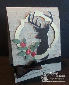 Reindeer Holly