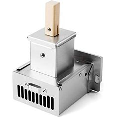 OONI PRO Pellet Burner - Add another fuel option to your UUNI Pro Oven. The original UUNI choice of fuel. Wood pellets are energy-efficient, affordable, and sustainable. This pellet burner attaches easily to the rear of the UUNI Pro. Pellet Burner, Bbq Wood, Pizza Oven Outdoor, Fire Pizza, Wood Pellets, Wood Fired Pizza, Stove, Outdoor Living, Things To Sell