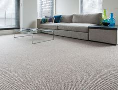 Lattice carpet by Cavalier Bremworth. Lattice is defined by a precision loop pile construction that gives it a very tailored appearance, but not an overly formal one.