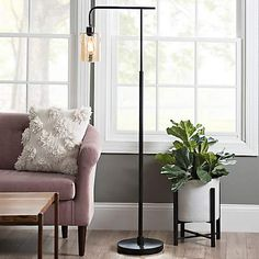 Mackinaw Cream Floor Lamp Home Decor Pinterest Floor