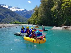 Full-Day Jet Boat and Packraft Adventure from Wanaka Rafting Tour, Secluded Beach, Middle Earth, Paddle, Beautiful Landscapes, Wilderness, Serenity, Waterfall, Waves