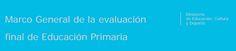 Avaliación final de Educación Primaria (6º de Primaria) ~ Orientación en Galicia