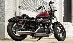2015 Harley-Davidson® Sportster® Forty-Eight® Motorcycles Photos & Videos
