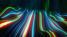 Trapcode Mir After Effects Light Streaks Mountains on Vimeo