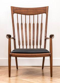 Sam Maloof Arm Chair