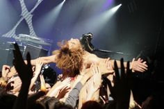 X Japan live at The Zénith in Paris, France, July 1 2011 - Metal Traveller