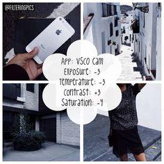 black and white instagram feed VSCO filter