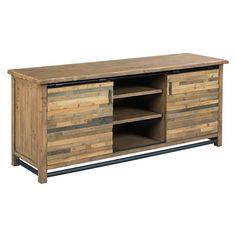 Hammary Reclamation Place Entertainment Console - 523-926