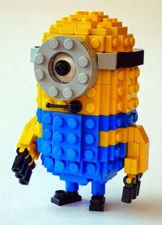 Jugueterias Daisy: LEGO Minion Mi Villano Favorito 2 - Jugueterias Daisy http://eshops.mercadolibre.com.ar/jugueteriasdaysi/