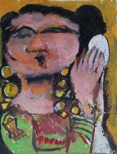 Um Kalthoum by George Bahgoury