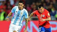 Chile vs. Argentina EN VIVO: 1-2 por Eliminatorias Rusia 2018.