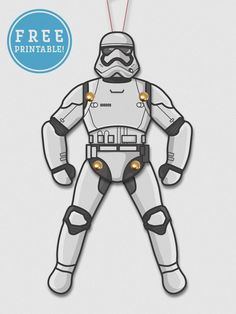 Star Wars - Force Awakens Paper Puppet Printables - M. Paper Puppets, Paper Toys, Chewbacca, Star Wars Classroom, Anniversaire Star Wars, Star Wars Crafts, Puppets For Kids, Puppet Crafts, Star Wars Christmas