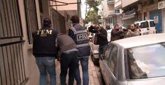 İzmir'de PKK/KCK YDGH üyesi HDP provokatörleri gözaltına alındı