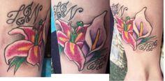 Lillies Tattoo by ~Talica on deviantART