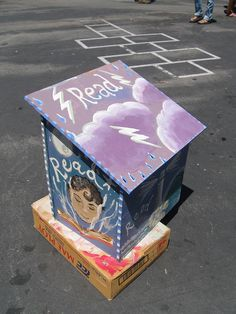 Little Free Library in Venice