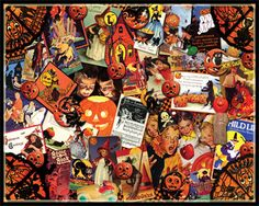 Trick or Treat Jigsaw Puzzle | 1000 Piece, Made in USA | Vermont Christmas Co. VT Holiday Gift Shop