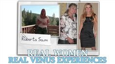Real Women Share Their Venus Experiences