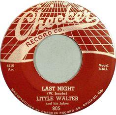 Little Walter Last Night