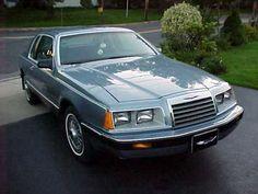 1986 Ford Thunderbird