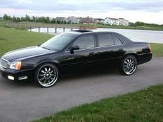 Cadillac Dts Used