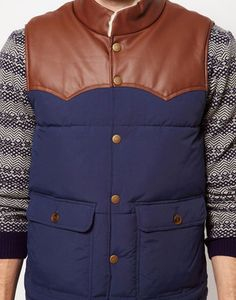 f121106c627 Best Puffer Vests for Men - Best Puffer Jackets 2012 - Esquire Best Puffer  Jacket