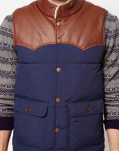 Best Puffer Vests for Men - Best Puffer Jackets 2012 - Esquire