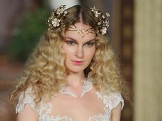 The Hottest Accessories Straight from the Bridal Fashion Week Runways | TheKnot.com