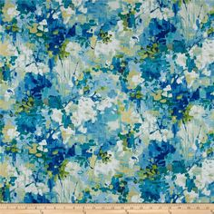 Screen printed on cotton duck; this versatile medium weight fabric is perfect for window treatments (draperies, valances, curtains and swags), accent pillows, duvet covers and upholstery. Colors include white, taupe, light grey, pale beige and shades of blue and green.