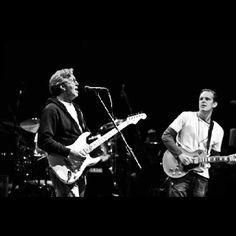"Joe Bonamassa, ""Further On Up The Road,"" featuring Eric Clapton"