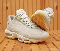 quality design 79f4a 330a3 Nike Air Max 95 PRM Tape Glow in The Dark Size 12 RARE 599425-103 for sale  online   eBay