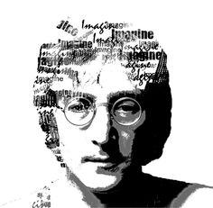 John Lennon by SquiddFX on DeviantArt