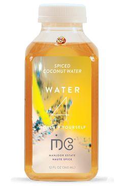 Mint Coconut Water