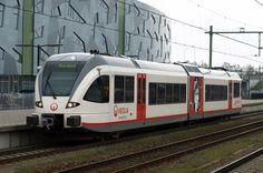 Stadler GTW diesel-elétrico.