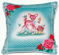 Lapin & Me Kitcsh Fawn Cushion