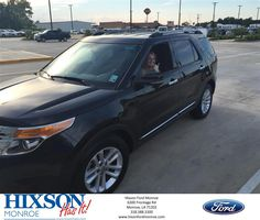 https://flic.kr/p/KDWgjh | Congratulations Macie on your #Ford #Explorer from…