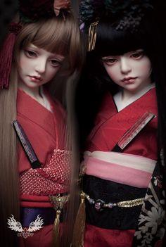 Camellia   Spirit doll