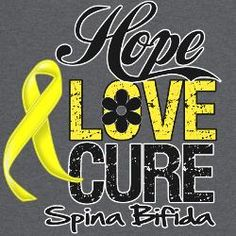 October is Spina Bifida awareness month! Reminds me of my sweet girls from VJC!