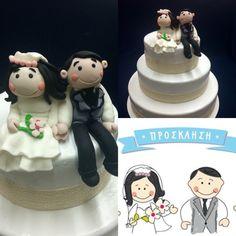Bride and groom handmade couple!