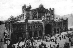 A o to i same hale z bliska. Old Photographs, Old Photos, Palaces, World War, Poland, The Past, Old Things, Louvre, Lost