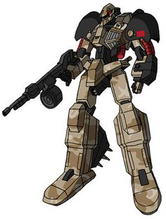 Generic Mech Source: unknown  Credit: unknown