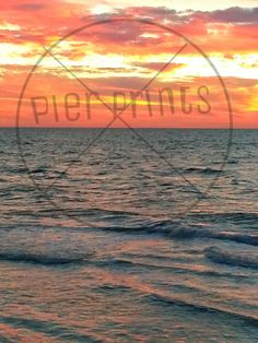 Hey, I found this really awesome Etsy listing at https://www.etsy.com/listing/212963207/beach-sunset-poster-print-of-clearwater