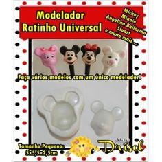Modelador Ratinho Universal (pequeno)