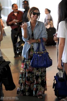 Demi Lovato Fashion, Clothes & Outfits | Steal Her Style | Page 12